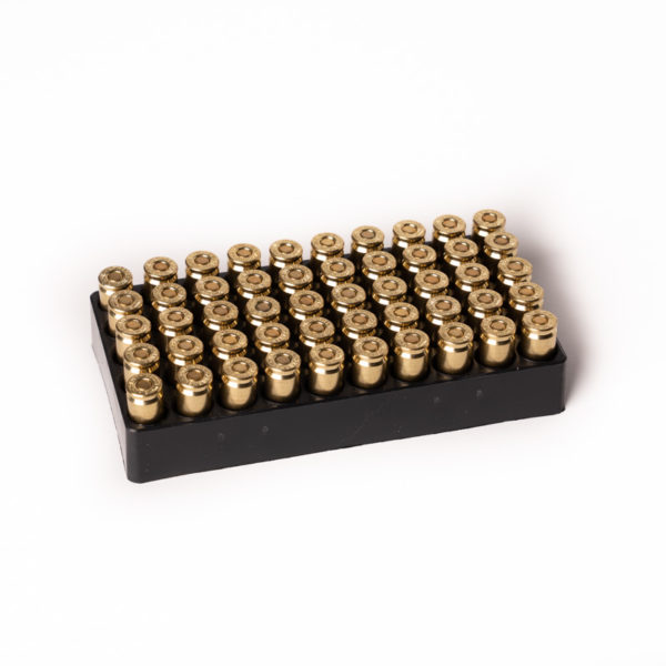 9mm FMJ in Tray